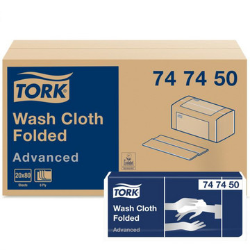 Tork Advanced 747450 washcloth