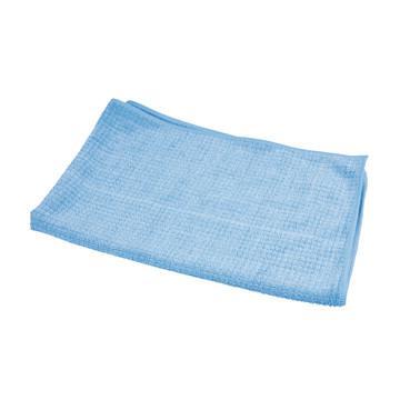 Dweil microvezel blauw 40x60