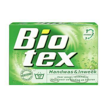 Biotex groen inweek