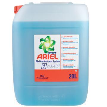 Ariel vloeibaar Auto-system