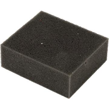 Schuimspons zwart