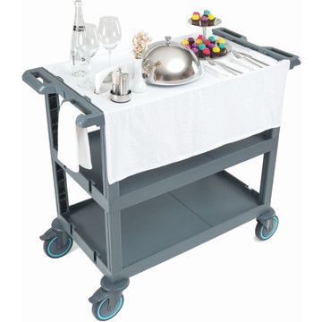 Service trolley 150mm wiel
