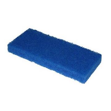 Scrubbie handpad 95x155 blauw