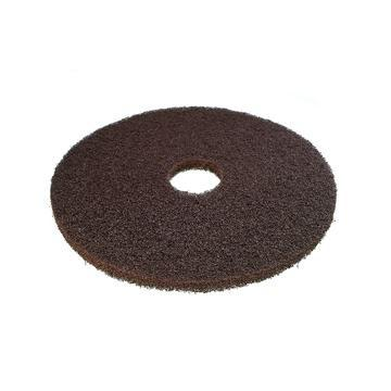 "Pad 3M 14"" polyester bruin"