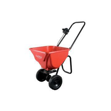 Strooiwagen rood 30 liter