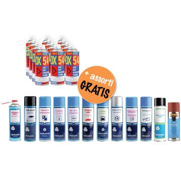 Spraypakket industrie