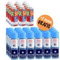Sprayset OX54+Remmenreiniger
