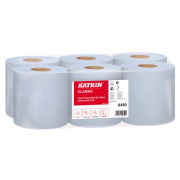 Papierrol Katrin 8490 bl