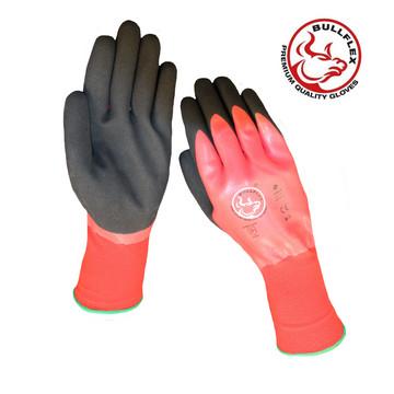 Handschoen Aqua Bullflex mt 11