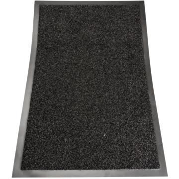 Vloermat Scrub 60x90cm zw