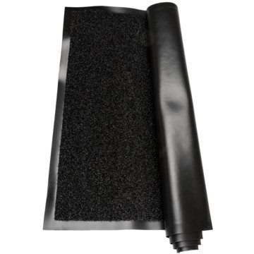 Vloermat Scrub 90x150cm zw