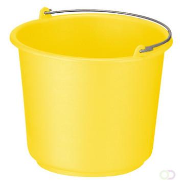 Emmer bouw geel